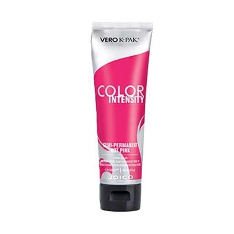 joico color intensity joico vero k pak color intensity pink 4 oz