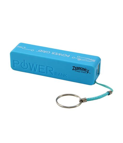 Power Bank Blue Zebronics Power Bank Pg2200 Blue Buy Zebronics Power Bank Pg2200 Blue At Best Prices In