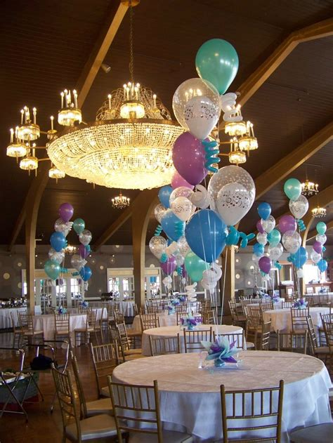 balloon table decorations 1000 images about balloon centerpieces on table centre pieces bat mitzvah and