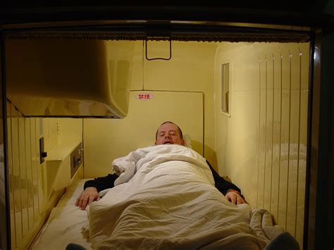 Tiny Japanese Apartment by Japanese Capsule Hotel