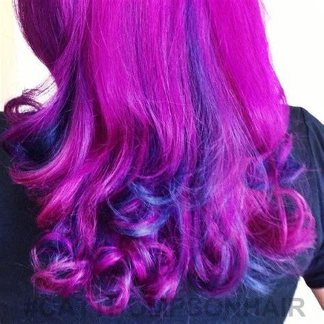 pravana magenta hair color pravana magenta