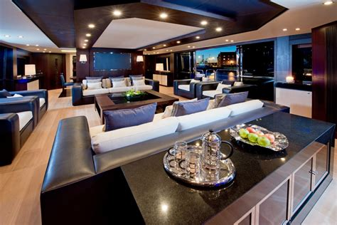 Home Yacht Interiors Design | luxury yacht interior design