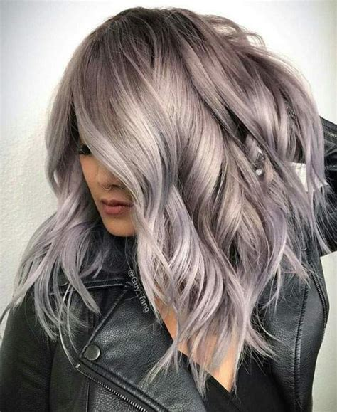 platinum grey hair color 59 platinum grey hair color ideas for 2018