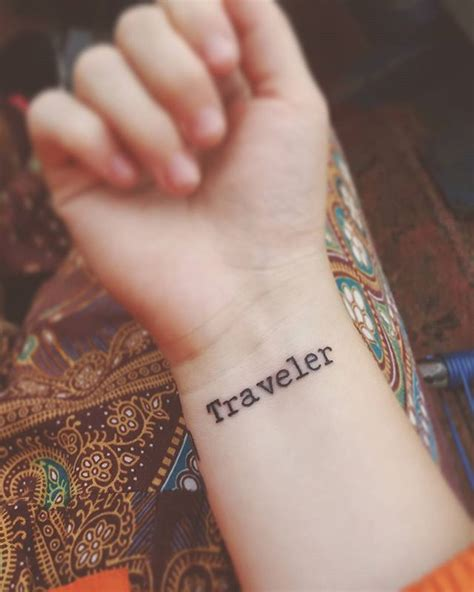 tattoo quotes for travel 26 tattoos that will make you want to travel