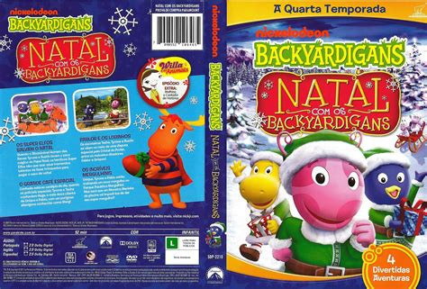 Backyardigans Os Jocapas Backyardigans Natal