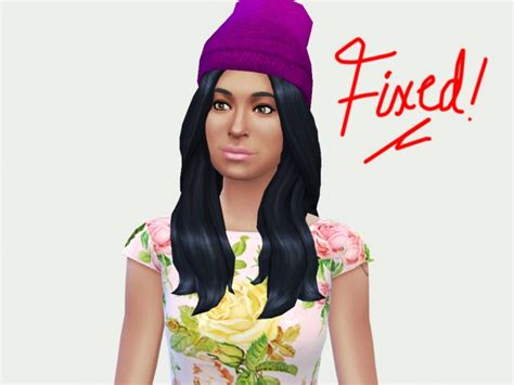 sims 4 beanie baggy beanies fixed at lumialover sims 187 sims 4 updates