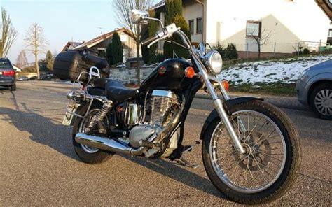 Suzuki Motorrad 500 Ccm by Suzuki Savage Ls 650 Chopper Motorrad Cruiser In Sulzfeld