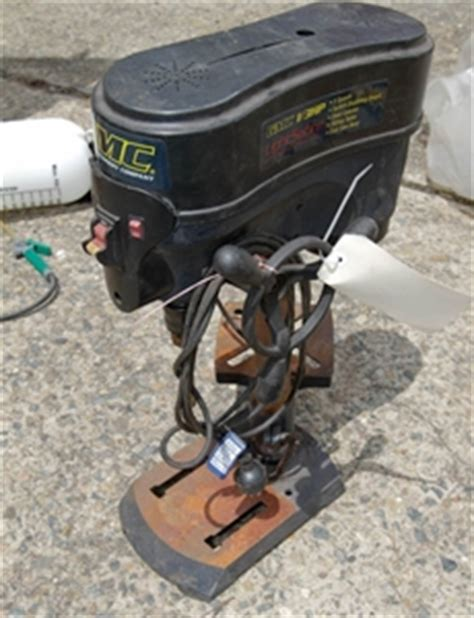 gmc drill press bench drill press gmc lsr13dp 18mm keyed chuck 5 speeds