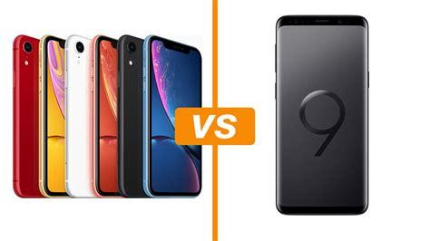 iphone xr vs galaxy s9 comparativo exp 245 e ficha t 233 cnica e pre 231 o celular techtudo