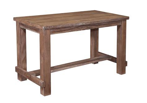 pinnadel counter height table pinnadel 5pc bar height dining set overstock