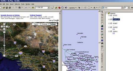 tutorial de arcgis gabriel ortiz sincronizar arcgis con google earth geofumadas