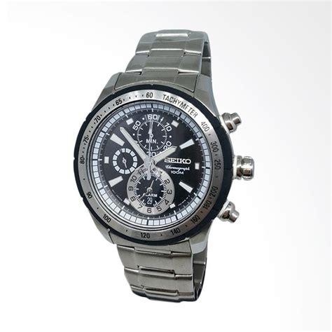 Seiko 151077 Analog Tali Rantai Jam Tangan Pria Gold jual seiko 151287 chronograph tali rantai jam tangan pria hitam silver harga