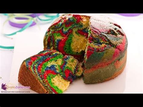multi colored cake multi color cake recipe