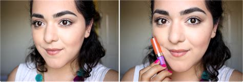 Maybelline Color Sensational Lip Tint Moisturizing Glossy Lipstick 1 new maybelline lip products swatches review