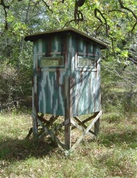 deer shooting house plans 25 best ideas about deer stands on pinterest hunting stands hunting blinds and