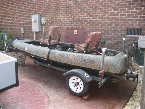 one man boats for sale in sc lets see your 2 man boats page 2