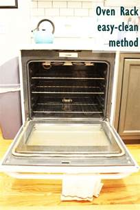 How To Get Oven Racks Clean by Cleaning Oven Racks Make Your Oven Food Safe Again