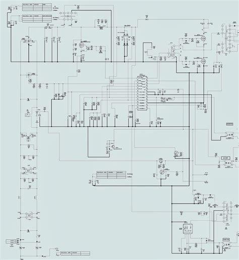 Sony Kdl 32ex715 40ex715 46ex715 Service Amp Repair