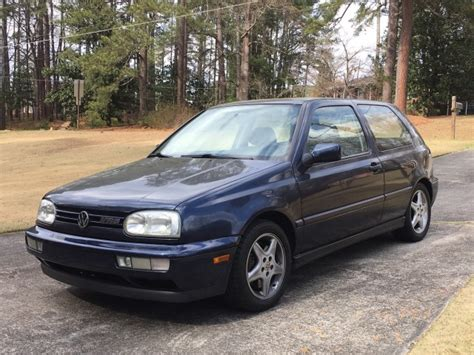 Volkswagen Gti Vr6 For Sale by Volkswagen Gti Vr6 For Sale Used Cars On Buysellsearch