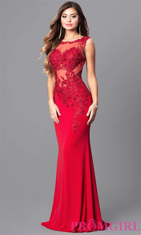 Prom Dresses by Jvnx By Jovani Prom Dress With Lace Promgirl