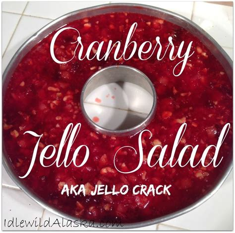 17 best ideas about cranberry jello salad on pinterest cranberry salad cranberry salad
