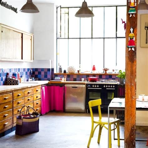 colorful kitchen design 15 vibrant and colorful kitchen design ideas rilane