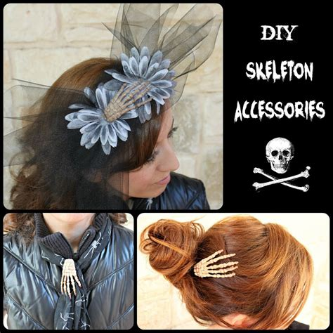 diy creepy halloween hand picture frame skeleton hand accesories you can make for halloween