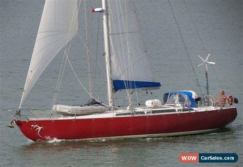 bluewater alloy boats for sale 47ft andre mauric meridien alloy center board yacht blue