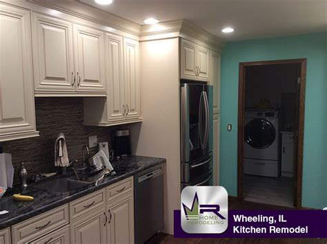 kitchen remodel in wheeling il by regency home remodeling