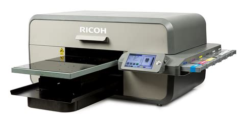 Printer Dtg Anajet Usa garment printing made easier with the new ricoh printers