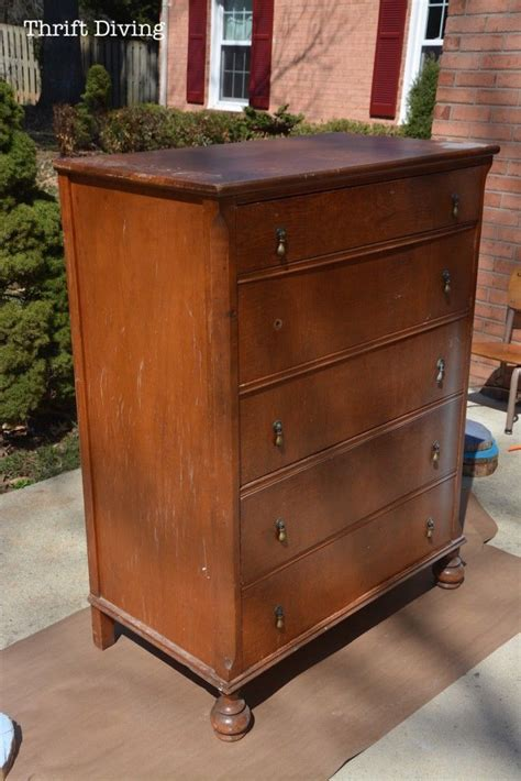ugly bedroom furniture save an ugly dresser a chic dresser makeover beautiful