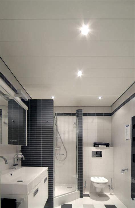 kunststof plafond badkamer onderhoudsvrije badkamerplafonds