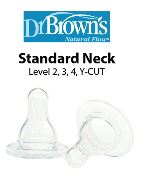 Drbrown 057 Standard 2 Pack 60ml dr brown s standard neck 2 pk new bpa free in