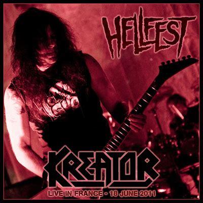kreator pleasure to kill live at resurrection fest 2014 kreator live at hellfest festival 2011 thrash metal