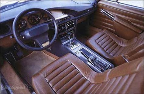 old bentley interior alcantara seat insert period correct of 1970s bentley