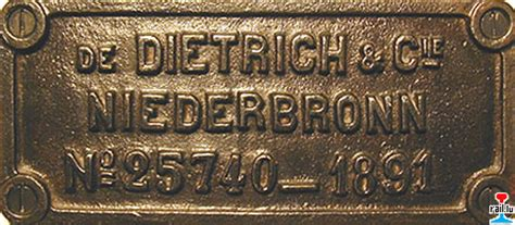 Plaque De Liege 1942 by Plaques De Construction