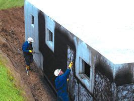 Schwarze Wanne Aufbau by Kellerabdichtung Beim Kellerbau