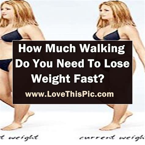 Detox How Much Weight Do You Lose by How Much Walking Do You Need To Lose Weight Fast