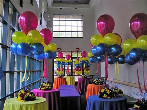 decoraciones de bautizo en casa design bild como hacer adornos de globos en diferentes dise 241 os
