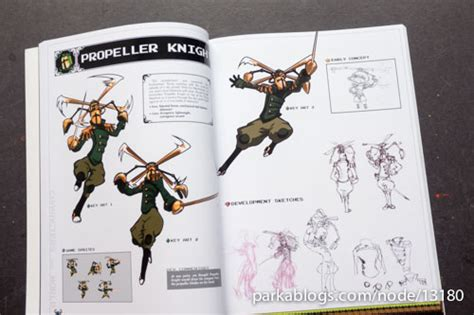 book review shovel knight official design works parka blogs