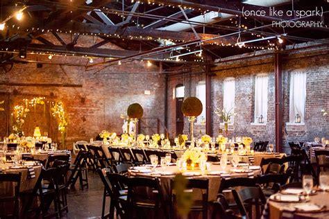 wedding reception in atlanta highlights boris wedding at king plow arts center in atlanta ga with