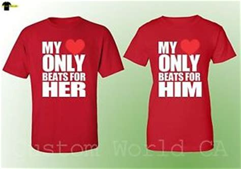 His And Hers Matching Clothing His And Hers Matching Shirts My Only Beats For