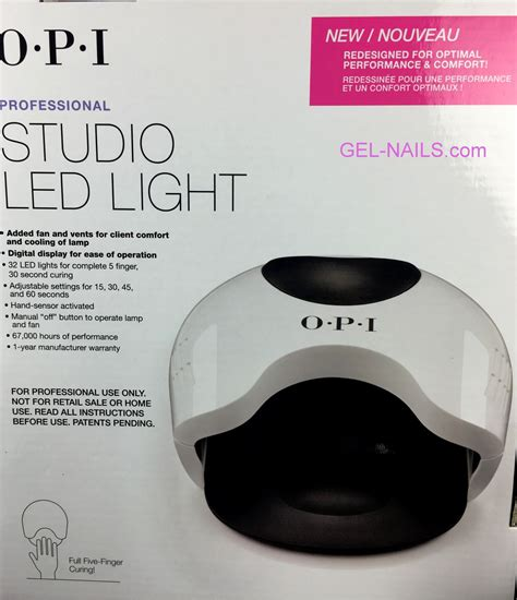 led gel manicure l opi led professional salon nail l manicure gel nail