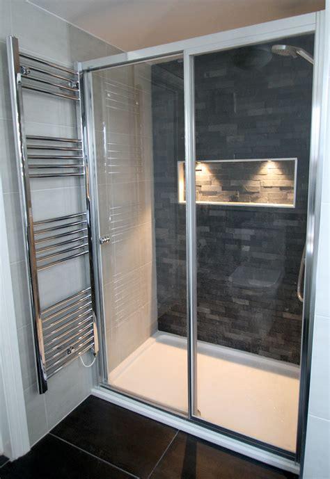 Bathroom Wet Room Ideas Shower Room Refurbishment In Kingston Upon Thames Seal Homes