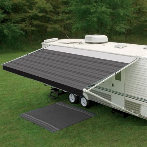 Caravansplus Dometic 8300 Awning 16ft Granite Fabric On Roll No Arms