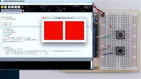 tutorial arduino deutsch arduino und processing tutorial daten vom