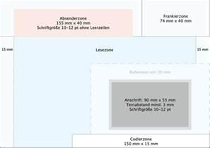 Brief C5 Schweiz Briefumschlag Beschriften Absender Und Empf 228 Nger Richtig Setzen