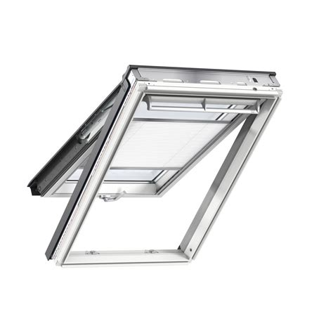 Velux 114x118 Tout Confort 2966 by Velux White Finish Gpl Mk08 2057 Tout Confort Par