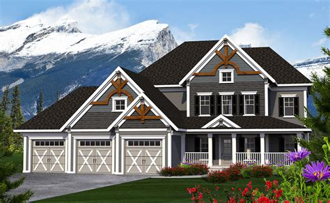 l shaped porch and flexible floorplan 89974ah