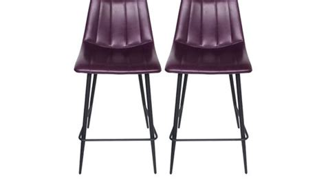 Purple Counter Height Bar Stools by Modern Contemporary Bar Stools